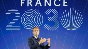 La energía nuclear, clave en el plan de EUR 30.000 millones de Macron para reindustrializar Francia