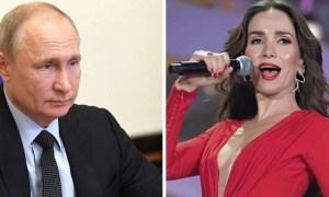 Putin le otorgó la ciudadanía rusa a la actriz uruguaya Natalia Oreiro