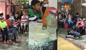 En Guárico los niños se refugian en fundaciones para calmar el hambre