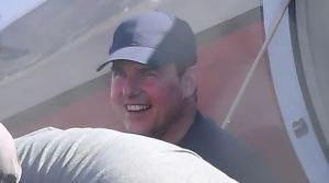 Nuevas FOTOS de Tom Cruise alimentan especulaciones de que se retocó la cara