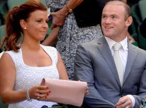 Esposa de Rooney habló de los escándalos del jugador que casi destrozaron su matrimonio
