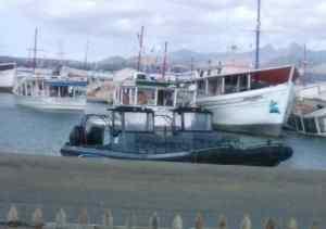 Buscan por aire y mar peñero desaparecido que salió de Margarita con dos tripulantes
