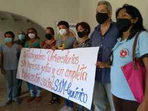 Docentes universitarios de Guárico exigen 100% de vacunación para regreso a clases