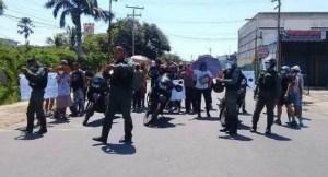 En Corpoelec no les paran: Vecinos salen a protestar por falta de electricidad en Ciudad Bolívar