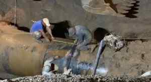 A paso de morrocoy el arreglo de tubería: En Barquisimeto, El Tocuyo y Quíbor llevan más de 10 días sin agua