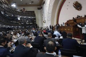 """Asamblea fraudulenta le echó una mano a los """"enchufados"""", disfrazados de emprendedores"""