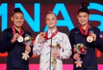 La Rusa Angelina Mélnikova ganó el Campeonato Mundial de Gimnasia Artística: Hazaña que tardó 11 años