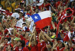 La Fifa multa a Chile por el comportamiento discriminatorio de sus hinchas