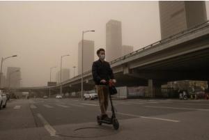 Contaminación del aire sería responsable de seis millones de nacimientos prematuros