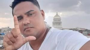 Inició huelga de hambre periodista detenido por la dictadura cubana hace seis meses