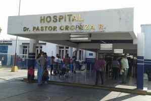 Centros de salud en Barquisimeto están paralizados por falta de agua