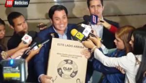 El día en que Juan Guaidó y Carlos Paparoni iniciaron investigación contra Alex Saab