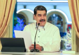 """Maduro prometió construcción del """"estadio más avanzado y moderno"""" de Venezuela"""
