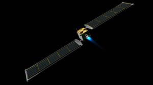 """Nave kamikaze chocará contra luna de un asteroide para probar la """"defensa planetaria"""""""
