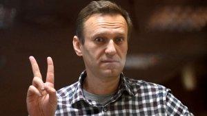 """Navalny asegura que es un """"honor"""" haber recibido el premio Sájarov"""