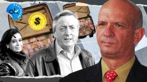 """""""El Pollo"""" Carvajal también confiesa que Venezuela envió 21 millones en maletas para financiar a los Kirchner"""