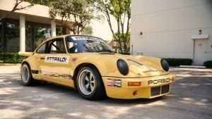 El Porsche, edición limitada, de Pablo Escobar fue puesto en venta y este es el PRECIO