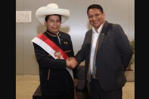 Quién es el nuevo embajador de Perú en Caracas, señalado por corrupción