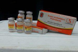 Falta de suero antiofídico pone en riesgo la vida de pacientes venezolanos