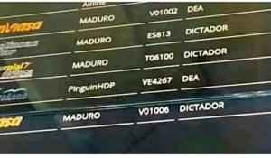 Exigen la libertad de los detenidos por hackeo a pantallas del aeropuerto de Margarita
